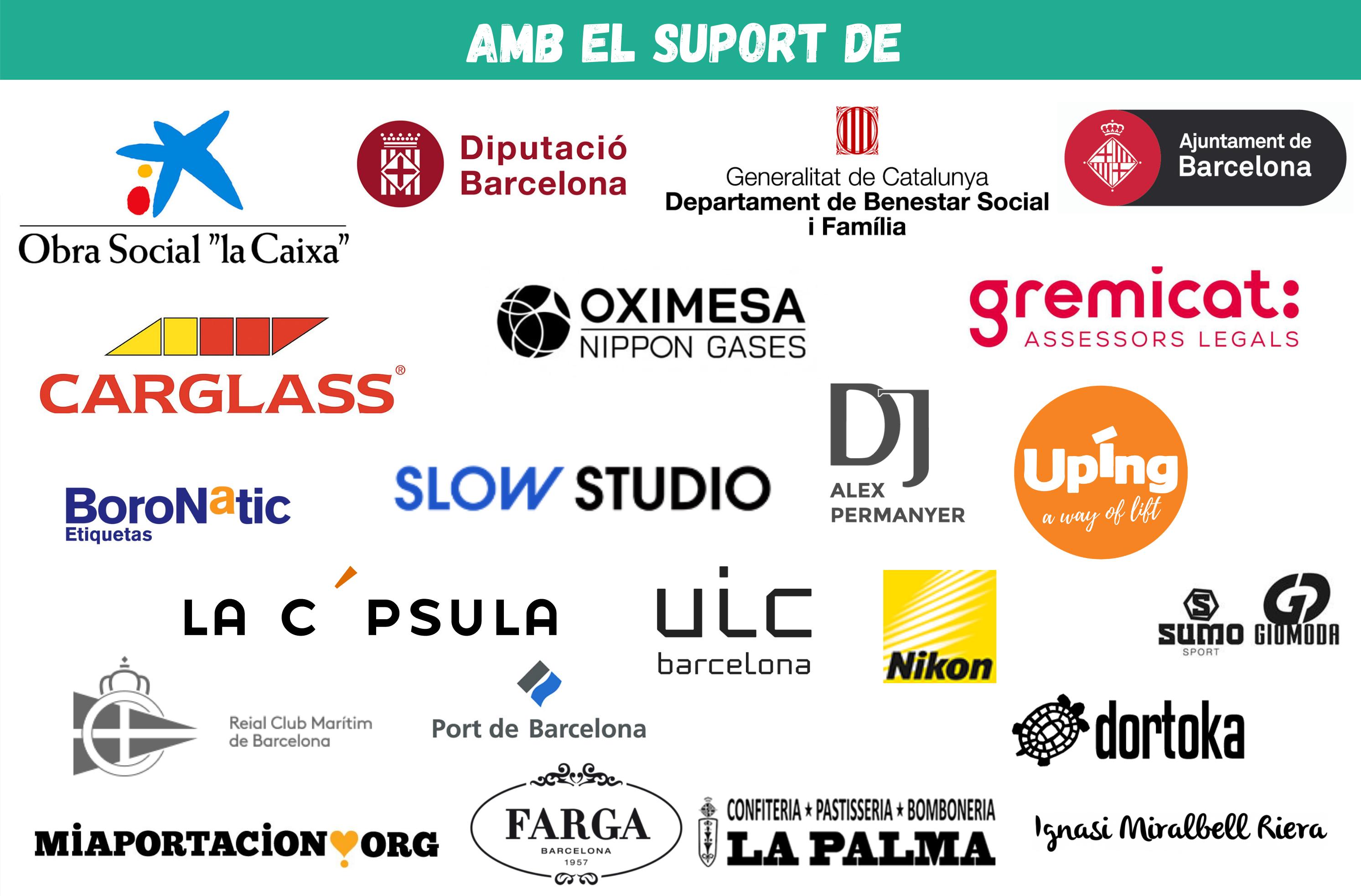 Col·laboradors i patrocinadors La Finestra NADAL