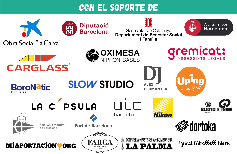 Col·laboradors i patrocinadores La VENTANA