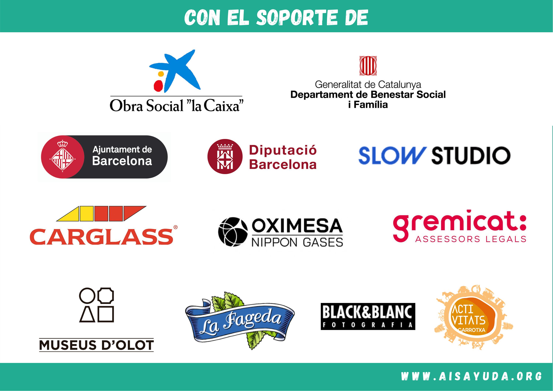 Colaboradores y patrocinadores La Venta La Garrocha