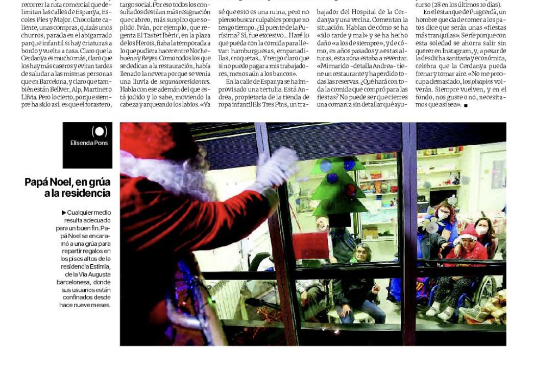 El Periodico La Finestra AIS Ayuda