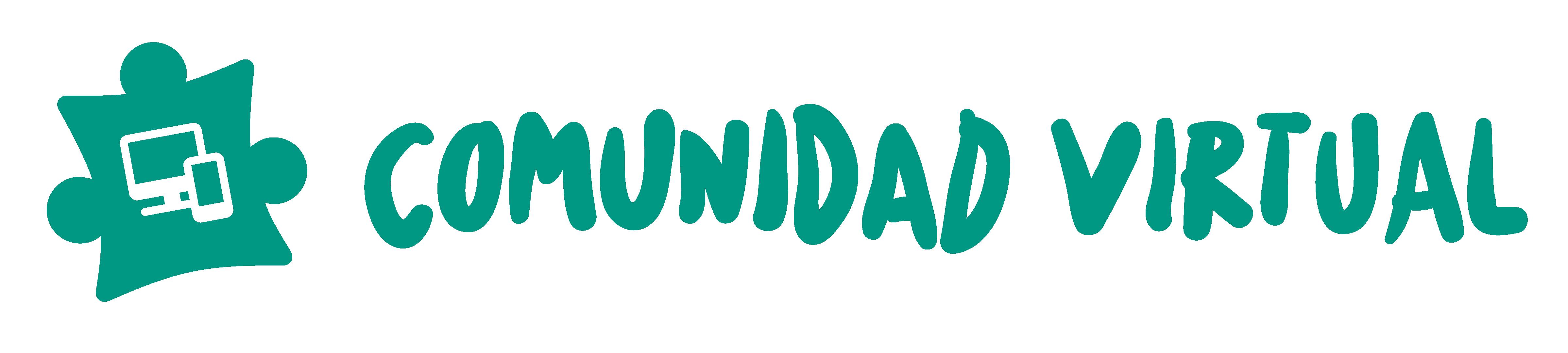 Logo verde COMUNIDAD-VIRTUAL