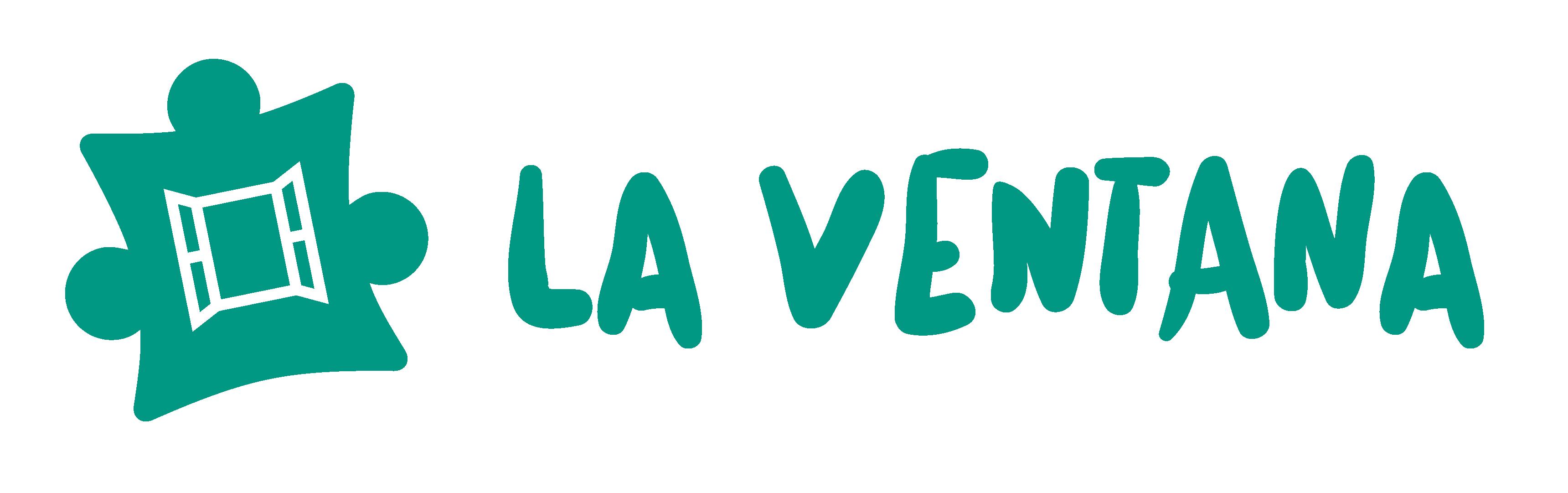 Logo verde LA VENTANA