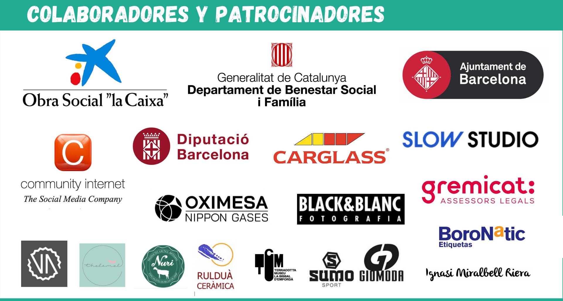 Logos Patrocinadores-i-colaboradores-la-ventana-AIS-ayuda-Ampurdan