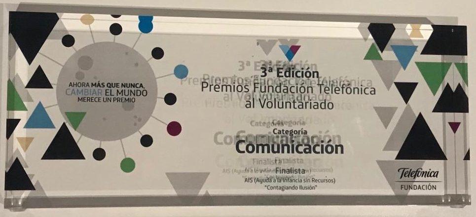 Premis voluntariat telefonica finalistes